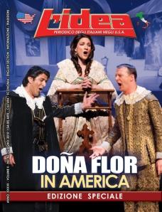 Dona Flor in America