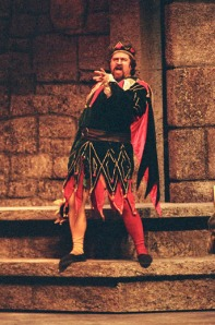 Peter Castaldi as Rigoletto