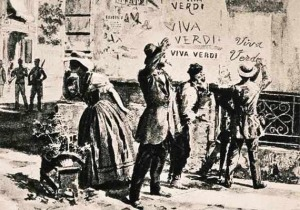 Immagine mostra. Giuseppe Verdi: un mito italiano