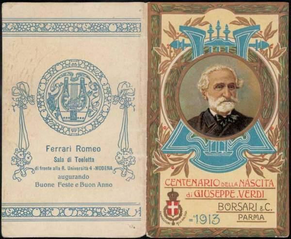 1-18)-Centenario-della-nascita-di-Giuseppe-Verdi,-1913