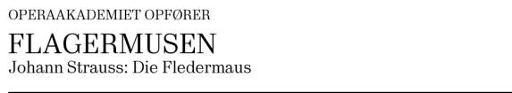 Flagermusen