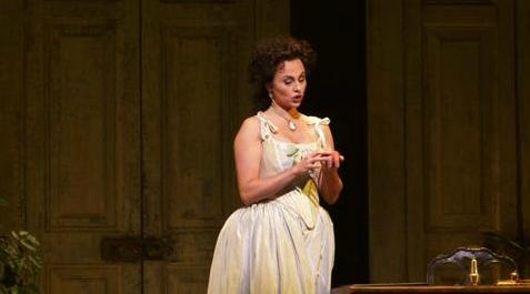 Isabel Leonard as Rosina