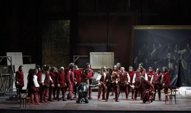 I Capuleti e i Montecchi- Fondazione Arena di Verona - photo Ennevi