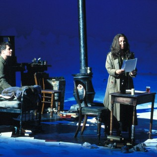 La Boheme at the Opera Vlaanderen