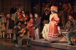 La Boheme at the Hungarian State opera
