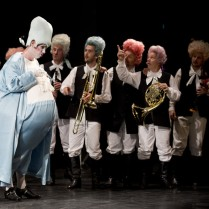 The Barber of Seville Photo: Tiberiu Marta
