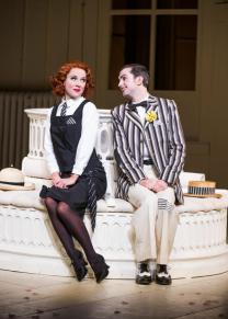 Mary Bevan and Anthony Gregory (c) Tristram Kenton