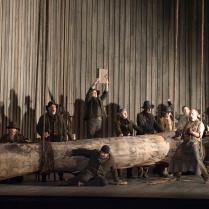 Norma, Opera North (2012). Photo: Alastair Muir