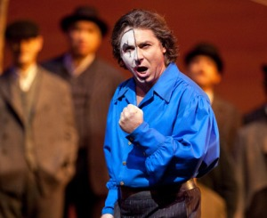 Roberto Alagna as Canio