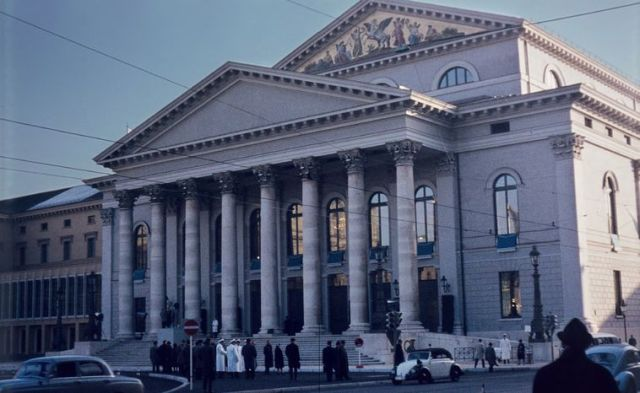 The National Theater in 1963