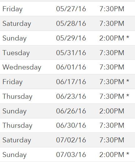 Carmen_schedule