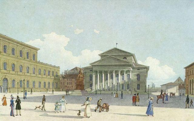 Königliches Hof- und Nationaltheater