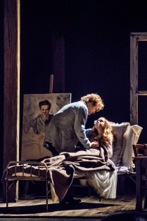 La Boheme at the Royal Opera in Stockholm. Photo: Emma Svensson/Studio Emma Svensson