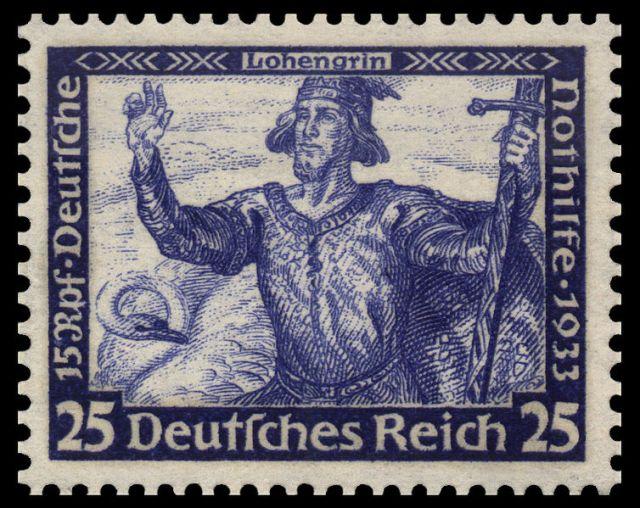 lohengrin-stamp-1933