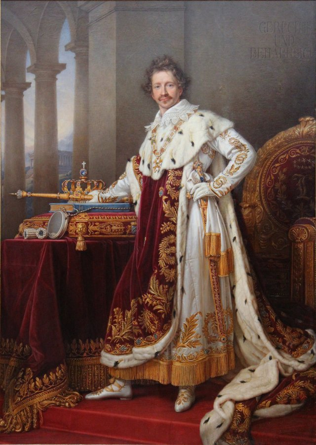 King Ludwig I of Bavaria