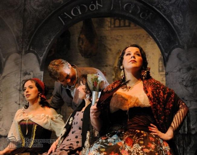 Carmen at the Estonian National Opera