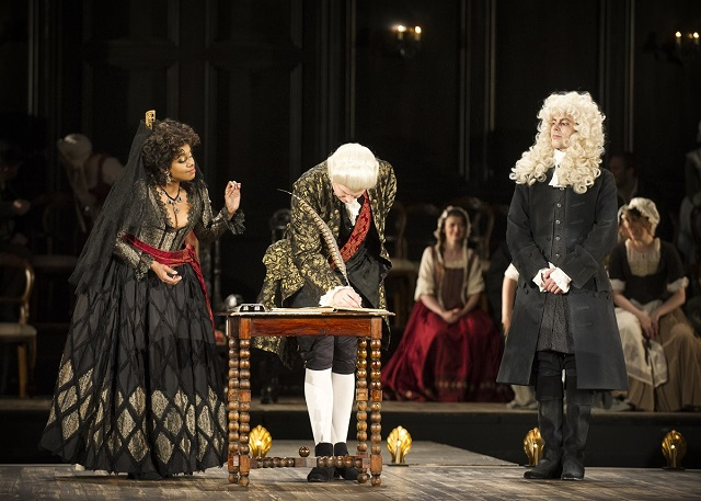 Regi: Thaddeus Strassberger, Dirigent: Rinaldo Alessandrini, Nicole Heaston as the Countand Countess Almavira