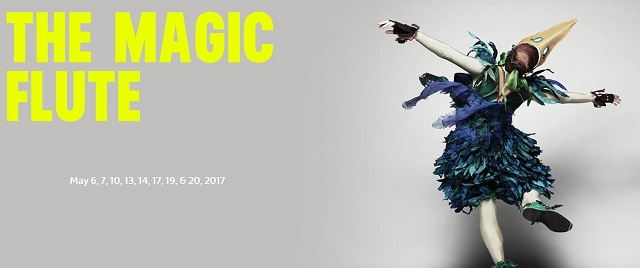 A very colorful Magic Flute at the Seattle Opera