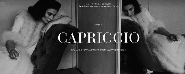 Capriccio at La Monnaie…