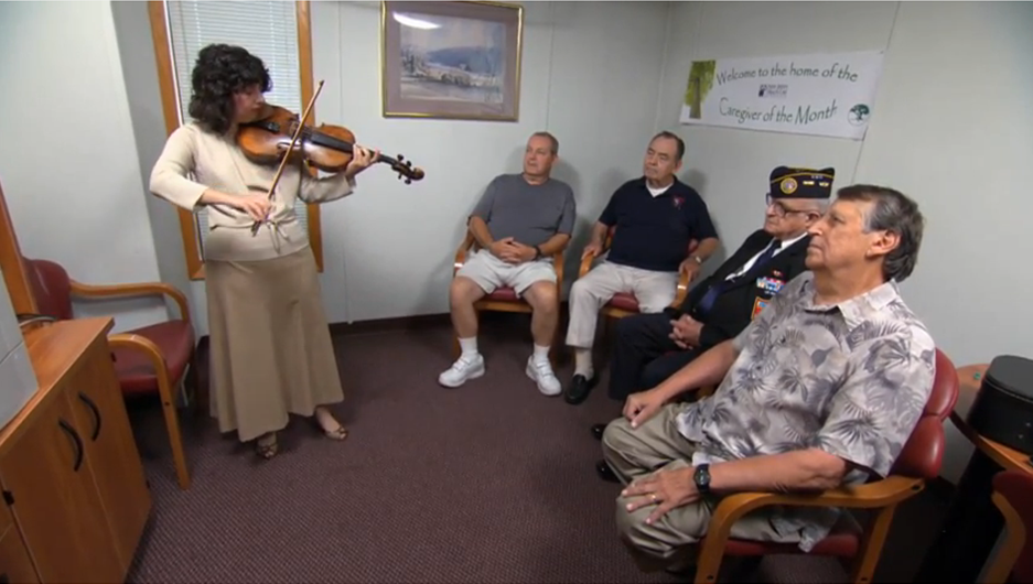 "Dr. Mary Rorro, The ""Violin Doc,"" An Exclusive Interview"