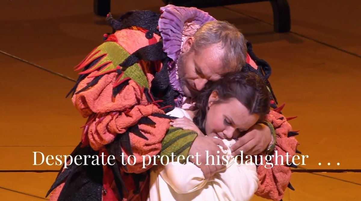 RIGOLETTO STREAMING FOR FREE ON NOVEMBER 21 AT 10AM PACIFIC