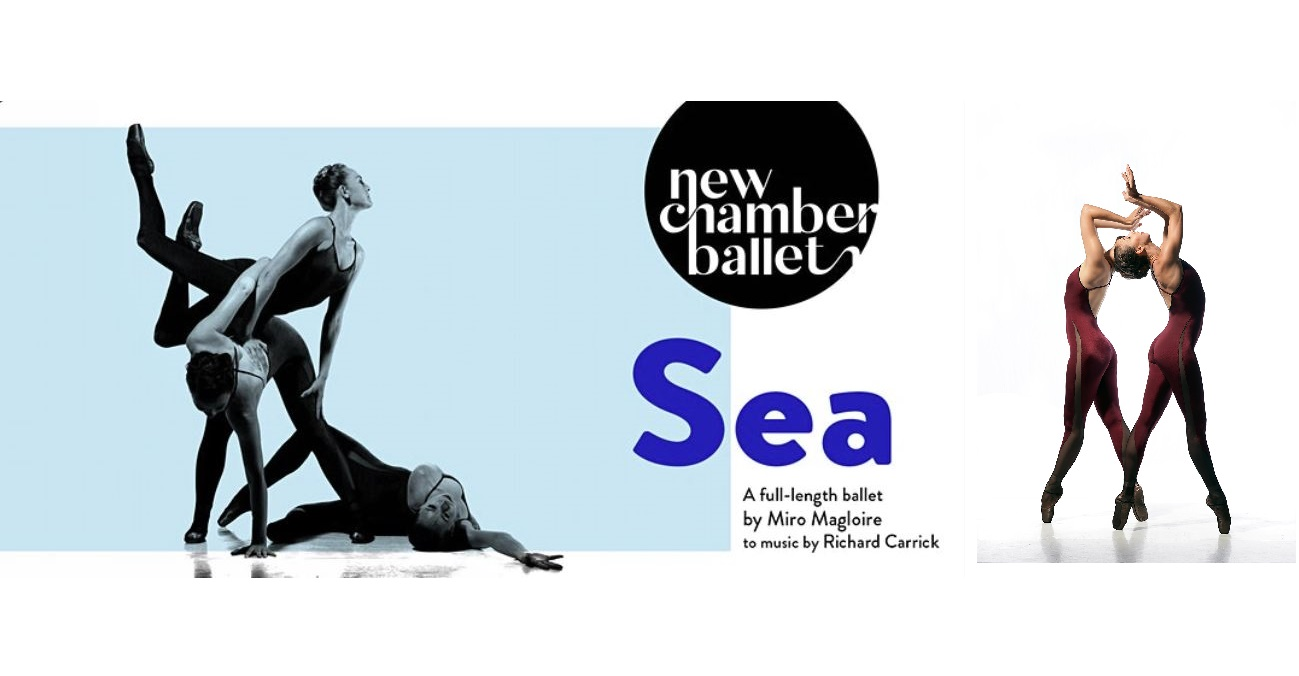 MIRO MAGLOIRE'S NEW CHAMBER BALLET – LIVE ON STAGE